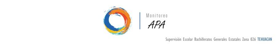 Monitoreo APA
