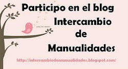 BLOG INTERCAMBIO DE MANUALIDADES