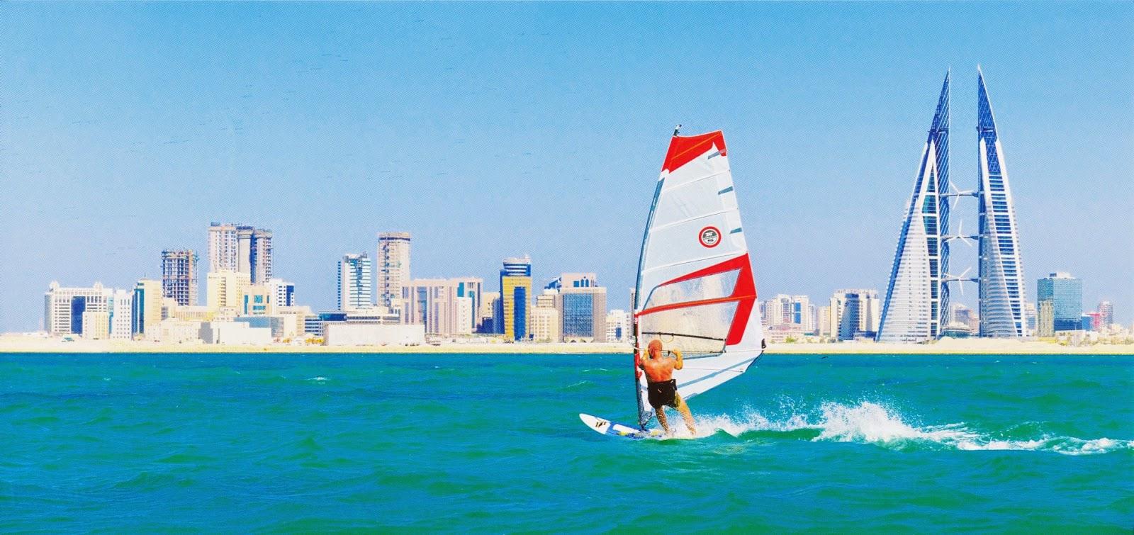 bahrain, manama, surfer, world trade center