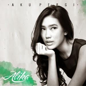 free download lagu mp3 Aku Pergi - Alika + syair dan Lirik serta gambar kunci chord gitar lengkap terbaru 2014 , Video Klip