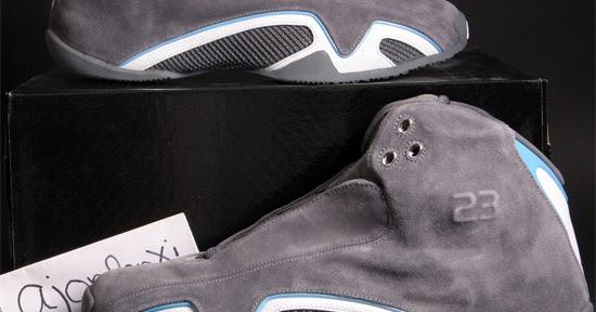 44736c4d2ea726 ajordanxi Your  1 Source For Sneaker Release Dates  Air Jordan XXI Light  Graphite Metallic Silver-White-University Blue (2007)