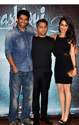 Aashiqui 2 Hindi Movie Success Bash Stills Gallery