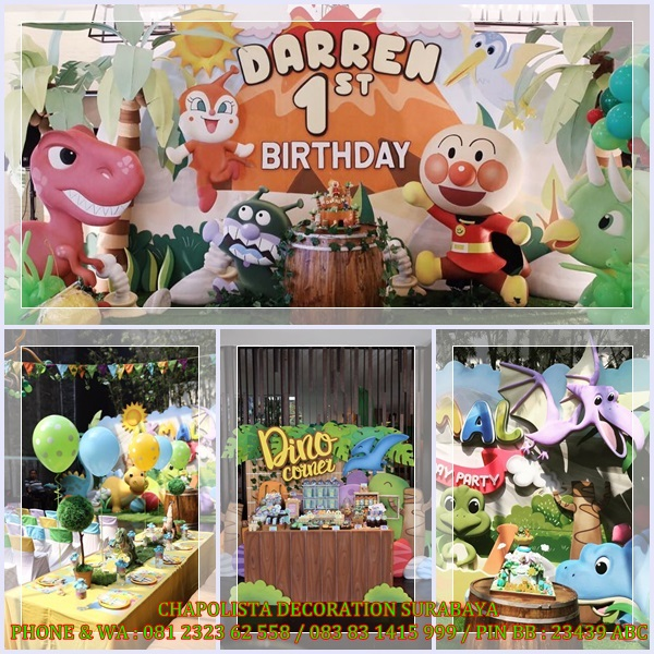 BIRTHDAY DECORATION SURABAYA
