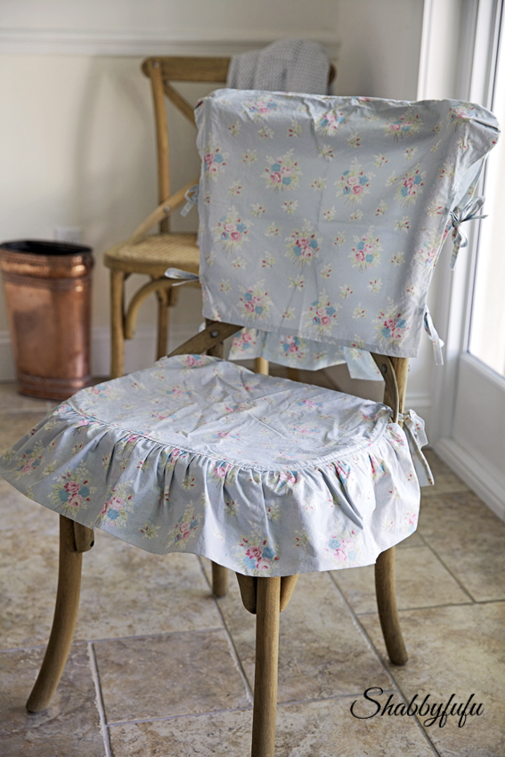 Dining Room Chair Slipcovers Shabby Chic | shoe800.com