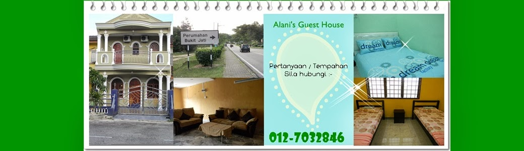 :: Guest House @ Pasir Gudang ::