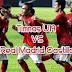 Laga Persahabatan Timnas U19 VS Real Madrid Castilla
