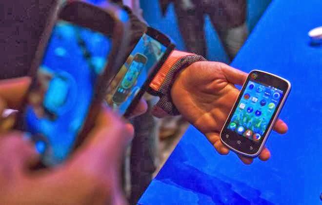 Mozilla apresenta smartphone de baixo custo com Firefox OS para combater domínio do Android