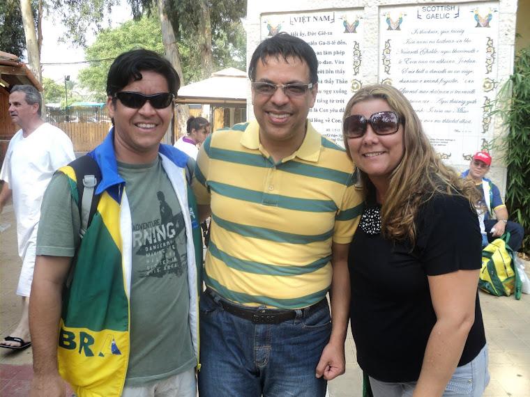Batismo no Rio Jordão