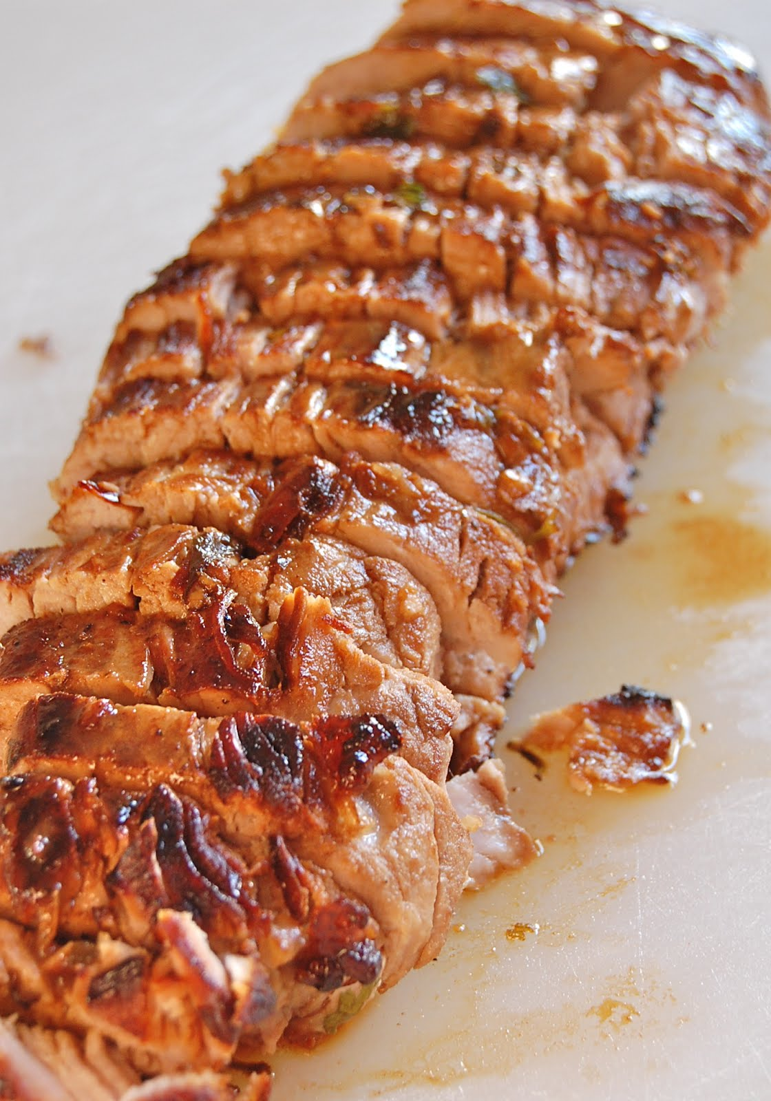 Marinated pork loin recipes