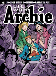 Cover of Life With Archie #36