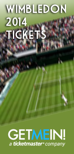 Get Wimbledon Tennis Tickets