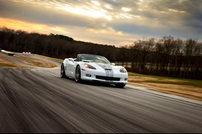 New 2013 Corvettes