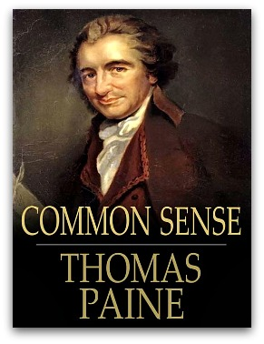 Homework help commonsense by thomas paine