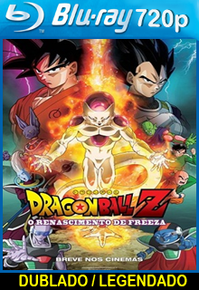 Dragon Ball Z – O Renascimento de Freeza