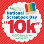 NATIONAL SCRAPBOOK DAY!