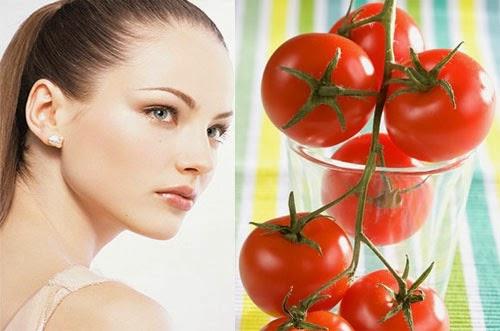 Tuyệt chiêu da da sáng trắng hồng từ cà chua 1