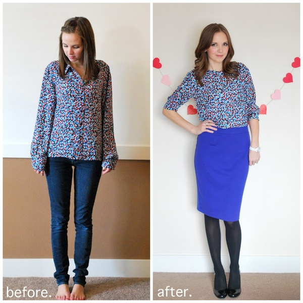 Como hacer que tu ropa vieja parezca nueva parte 1