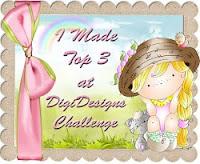 Di's digi challenge - Show texture