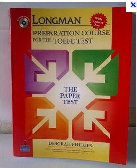 Free Download Longman Complete Course for the TOEFL Test PBT (Paper