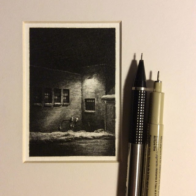 07-Taylor-Mazerhas-Miniature-Pencil-and-Ink-Drawings-with-a-lot-of-Detail-www-designstack-co