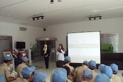 Kunjungan Industri di PT. Kubota Semarang