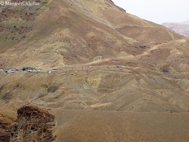 Kibber-Tibet Way