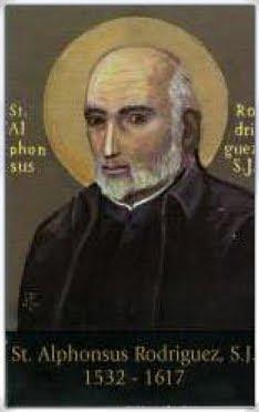 St. Alphonsus Rodríguez (Autor desconegut)
