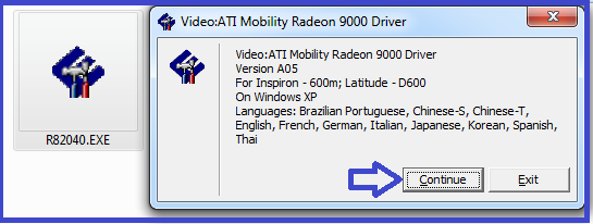 Ati radeon 9000 pro драйвер windows 7
