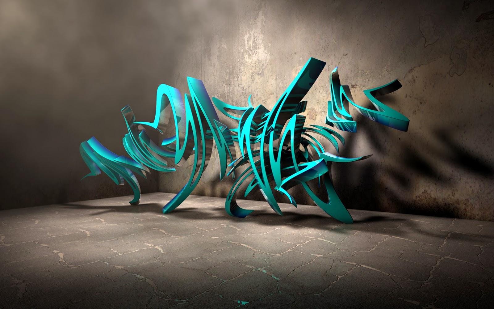 Creator graffiti 3d