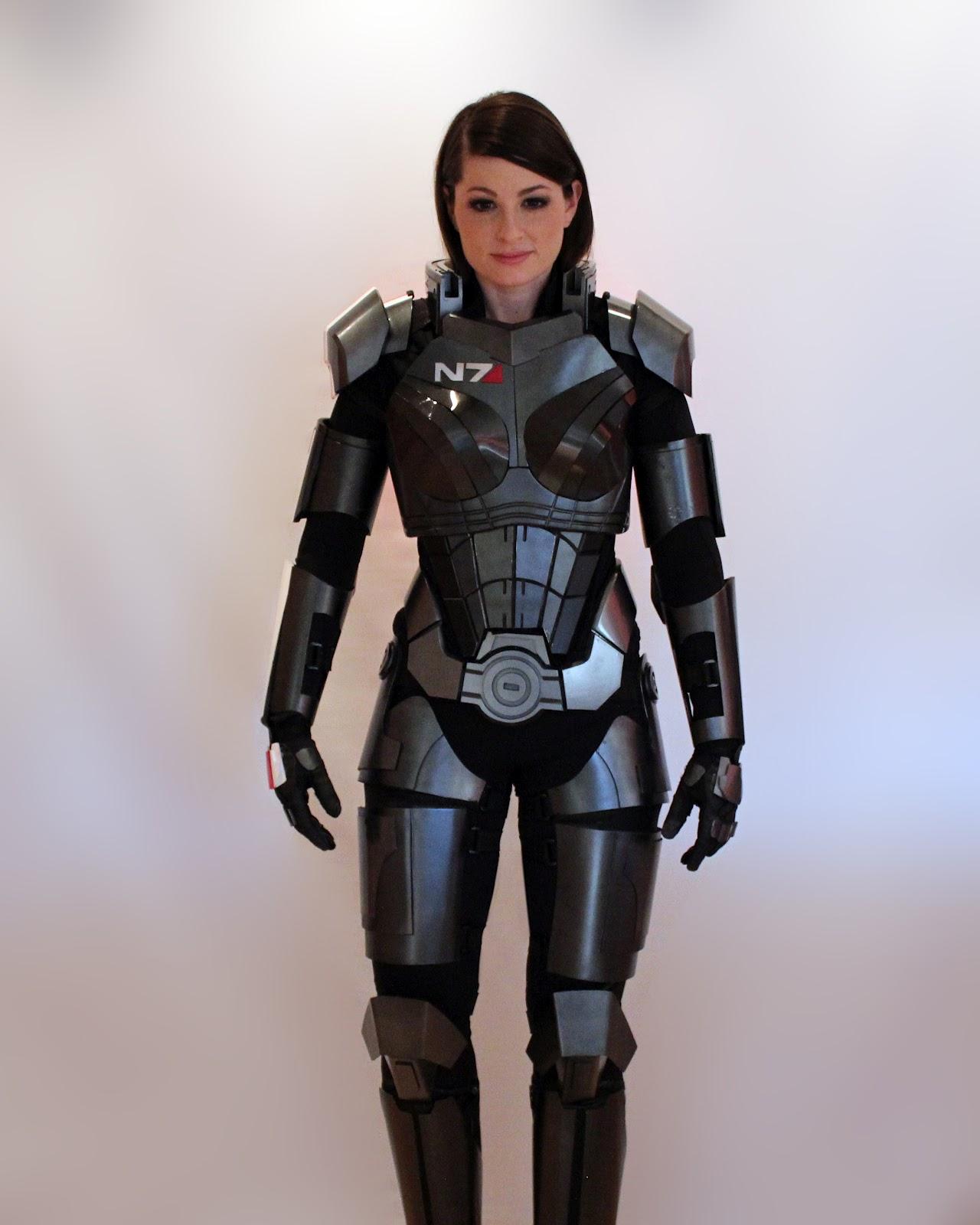 Mass Effect  Ashley Build