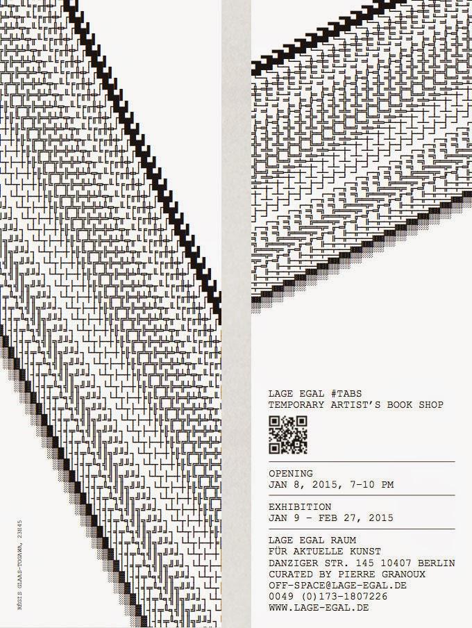 Group Exhibition 2015: LAGE EGAL Raum für aktuelle Kunst