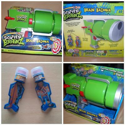 Scatter Brainz brain bazooka