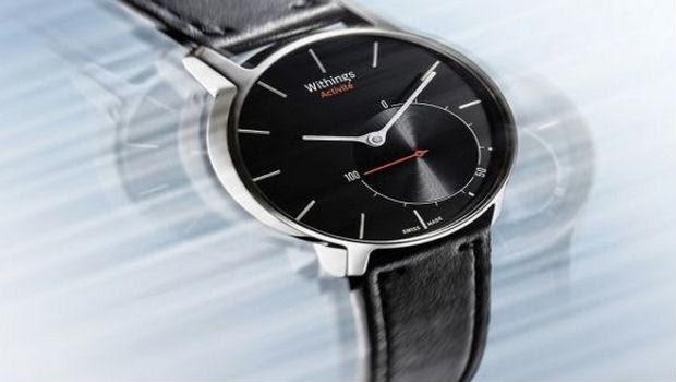 Smartwatch, Withings Activite Dengan Fitur Sederhana