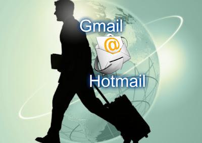 viajes por correo electrónico