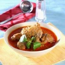 Resep Ayam Masak Merah Aroma Kemangi