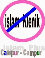 ISLAM KLENIK (MONOTEISME CAMPURAN)