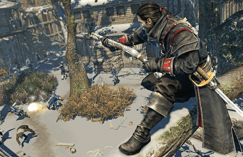 Assassin's Creed Rogue Full Version PC 3