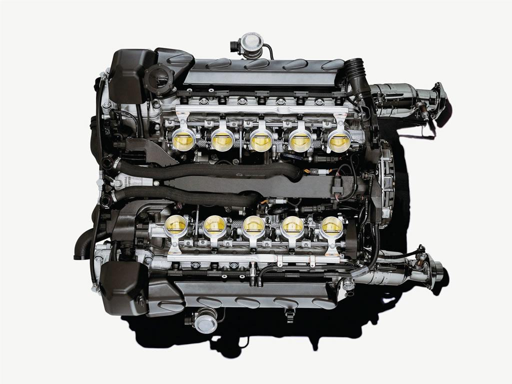 Motor do carro 7001c