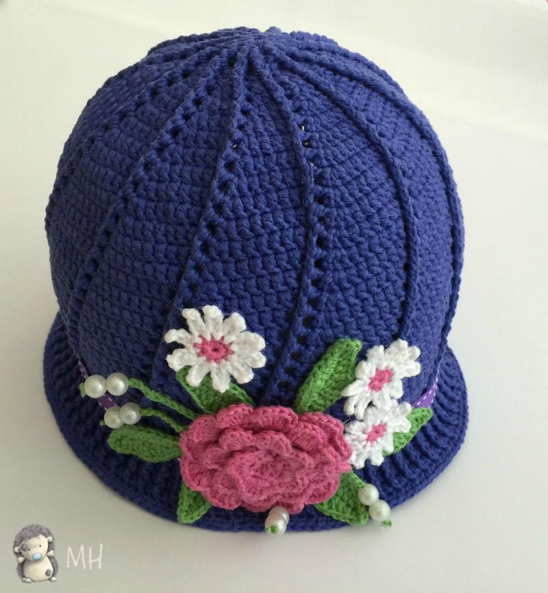 Vistoso Monstruo Patrón De Crochet Sombrero Galería - Manta de Tejer ...