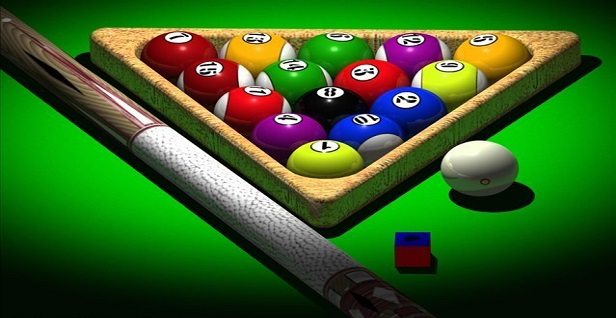 juegos online billiards: