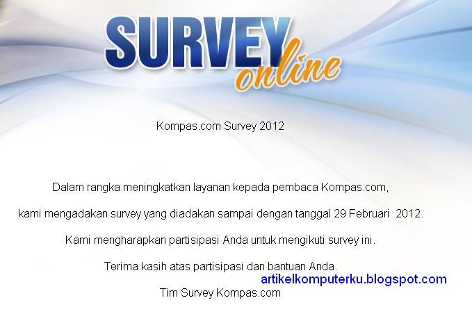survey berhadiah