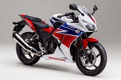 Gambar All New Honda CBR 250