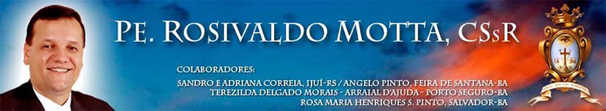 Pe. Rosivaldo Motta, CSsR
