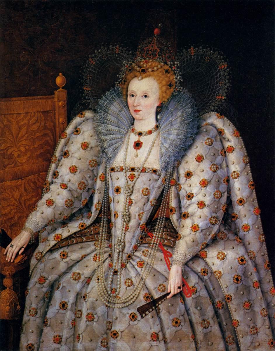 Queen Elizabeth 1 Of England Timeline The Ramblings o...