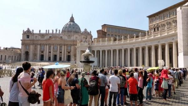 Majówka Rzym