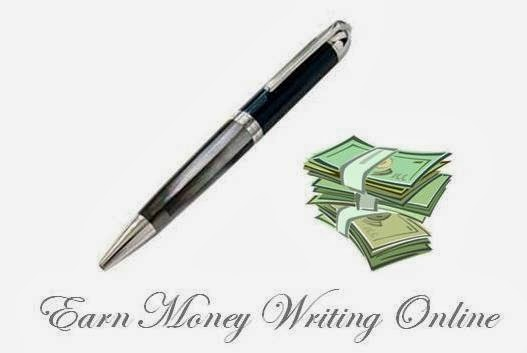 earn money by writing online Have you ever read an article on how to make money online that ended up being a sales pitch they are looking for articles about writing and making money with it.
