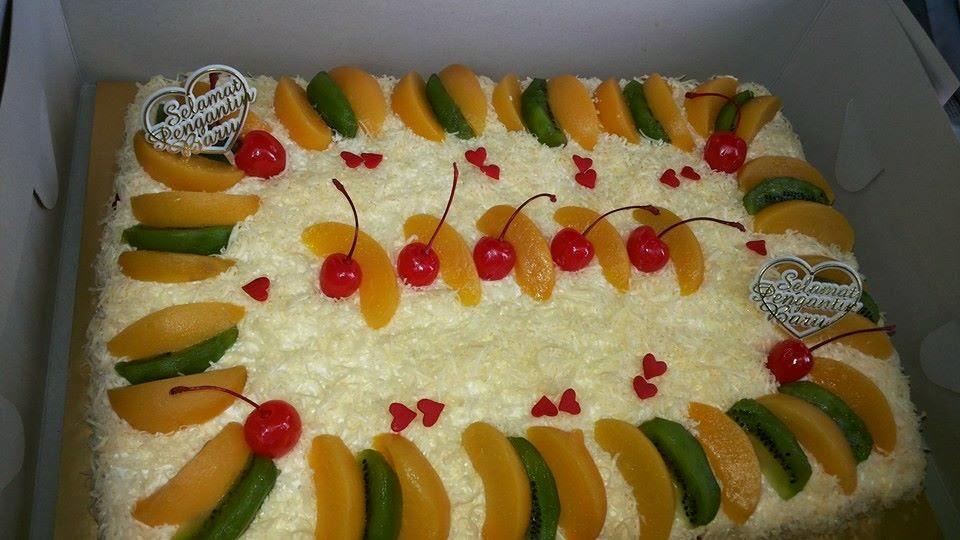 Kek yang sedap dari dapur rumah
