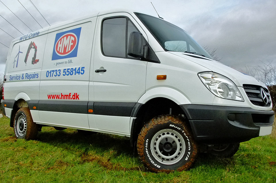 Maun Motors Self Drive Hire - Commercial Vehicle Rental - Vans ...