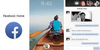 Download Facebook Home Untuk Android