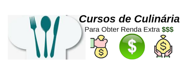 CURSOS CULINÁRIA LUCRATIVA